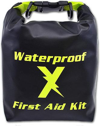 Lightning X Waterproof Hi-Vis First Aid Kit - 104 Pieces