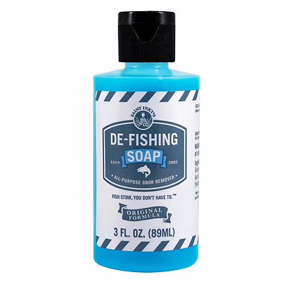 The OZ Bottle DE-FISHING SOAP