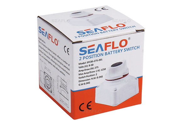 SEAFLO2 POSITION BATTERY SWITCH