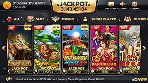ChokD Online Casino Thailand Game Screenshots ภาพหน้าจอเกม โชคดี คาสิโนออนไลน์ ประเทศไทย