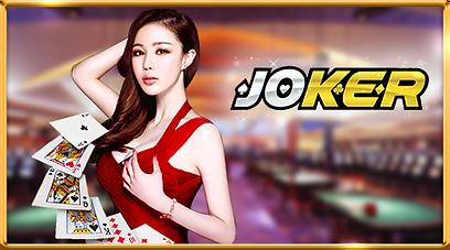 Joker Online Casino Thailand Joker คาสิโนออนไลน์ไทย