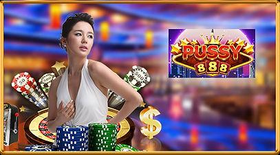 Pussy888 Online Casino Thailand Pussy888 คาสิโนออนไลน์ไทย