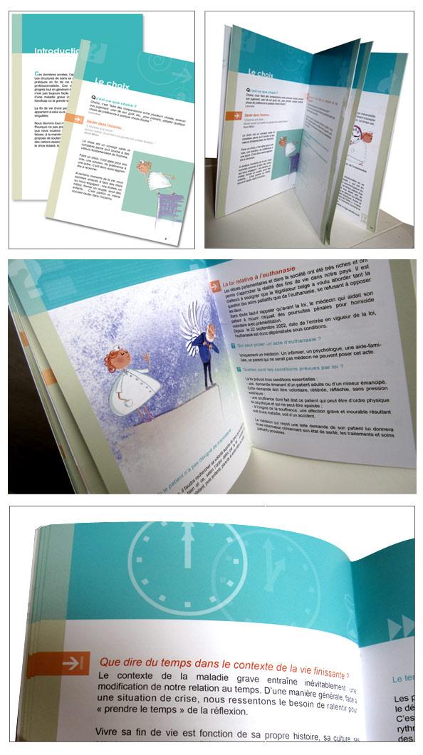 Brochure illustrée