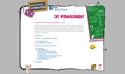 Mise en page interactive