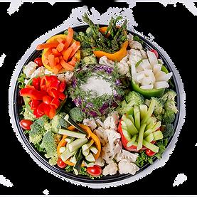 Crudite (Gourmet Vegetable Tray).png