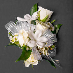 Stephanotis-Spray-Rose-pretty-fancy-copy
