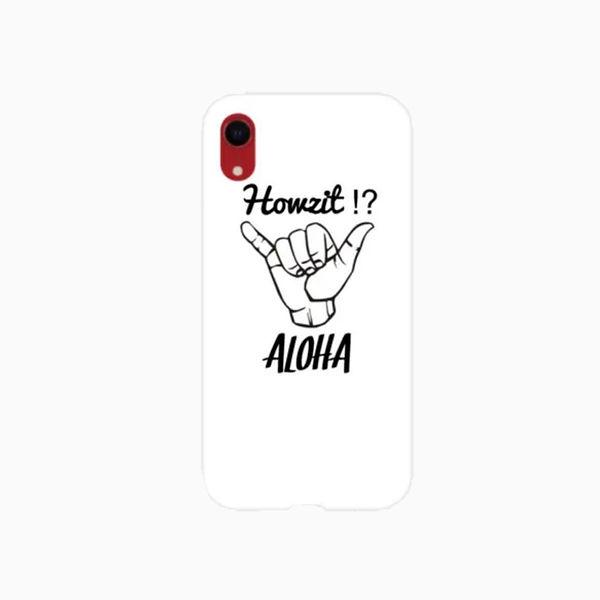 Howzit⁉ ALOHA、iPhone XR スマホケース、ALOHA、MAHALO、BREEZE、HAWAII、SURF、HAWAIIAN TASTE、ALOMABREEZE、ALWAYS ALOHA、ALOHA TO EVERYONE、FASHION、APPAREL、BASE、アロハ、マハロ、ハワイ、サーフ、ハワイアンテイスト、アロマブリーズ、ファッション、アパレル、ベイス、Tシャツ、アクセサリー、ハワジュ、ハワイアンハワイアンジュエリー、iPhoneケース、ハワイアン雑貨、サーフスタイル、ストリートスタイル、ハンドメイド、カジュアルウエア、カジュアルファッション、コーディネート、デザイナー、ハワイ愛、ハワイ大好き、ハワイに恋して、フラ、フラダンス、hula、HULA、ALOHA BLESS YOU、