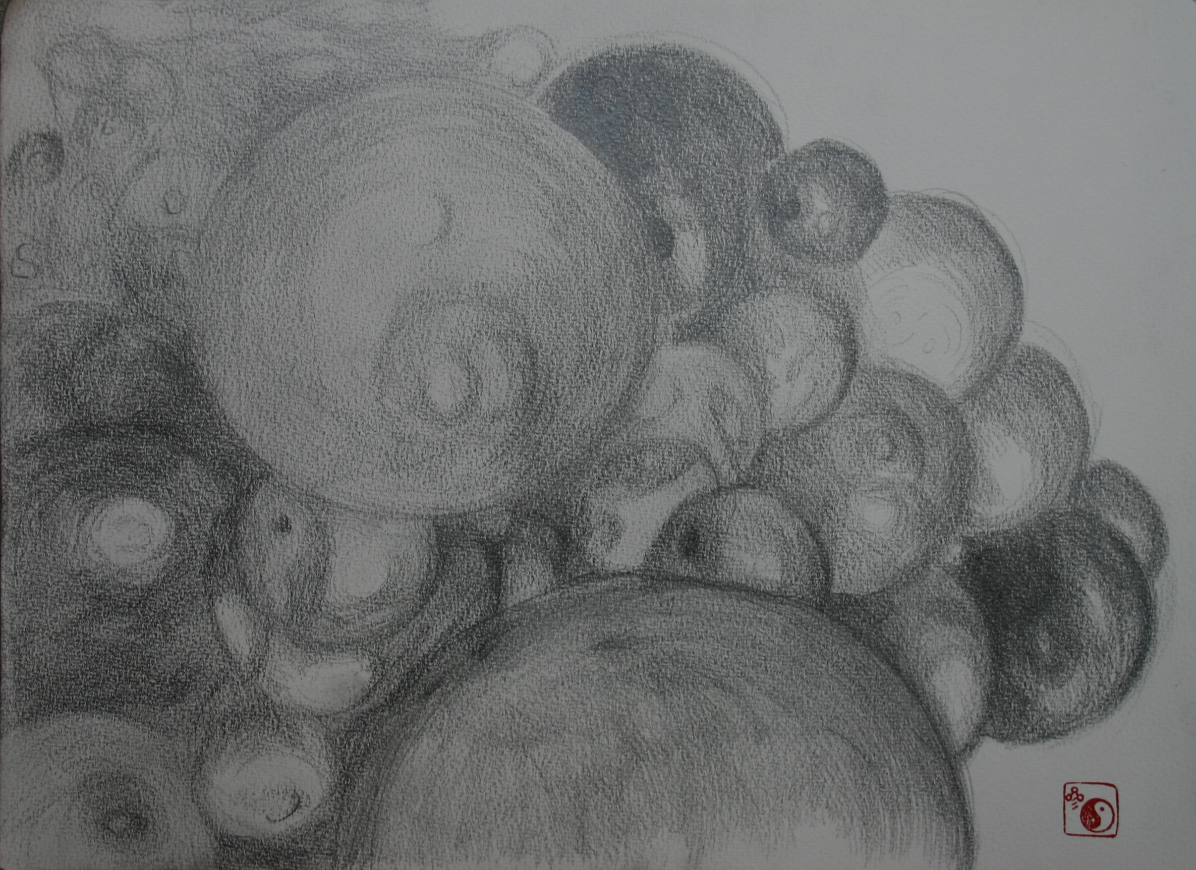 Spheritual (pencil)