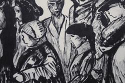 Spandauer Arbeiterzug (detail)