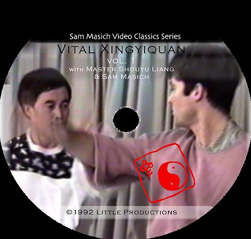 Vital Xingyiquan vol. 1 DVD