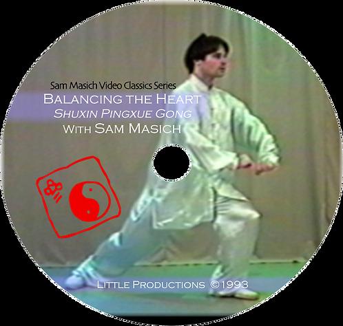 Balancing the Heart Qigong DVD