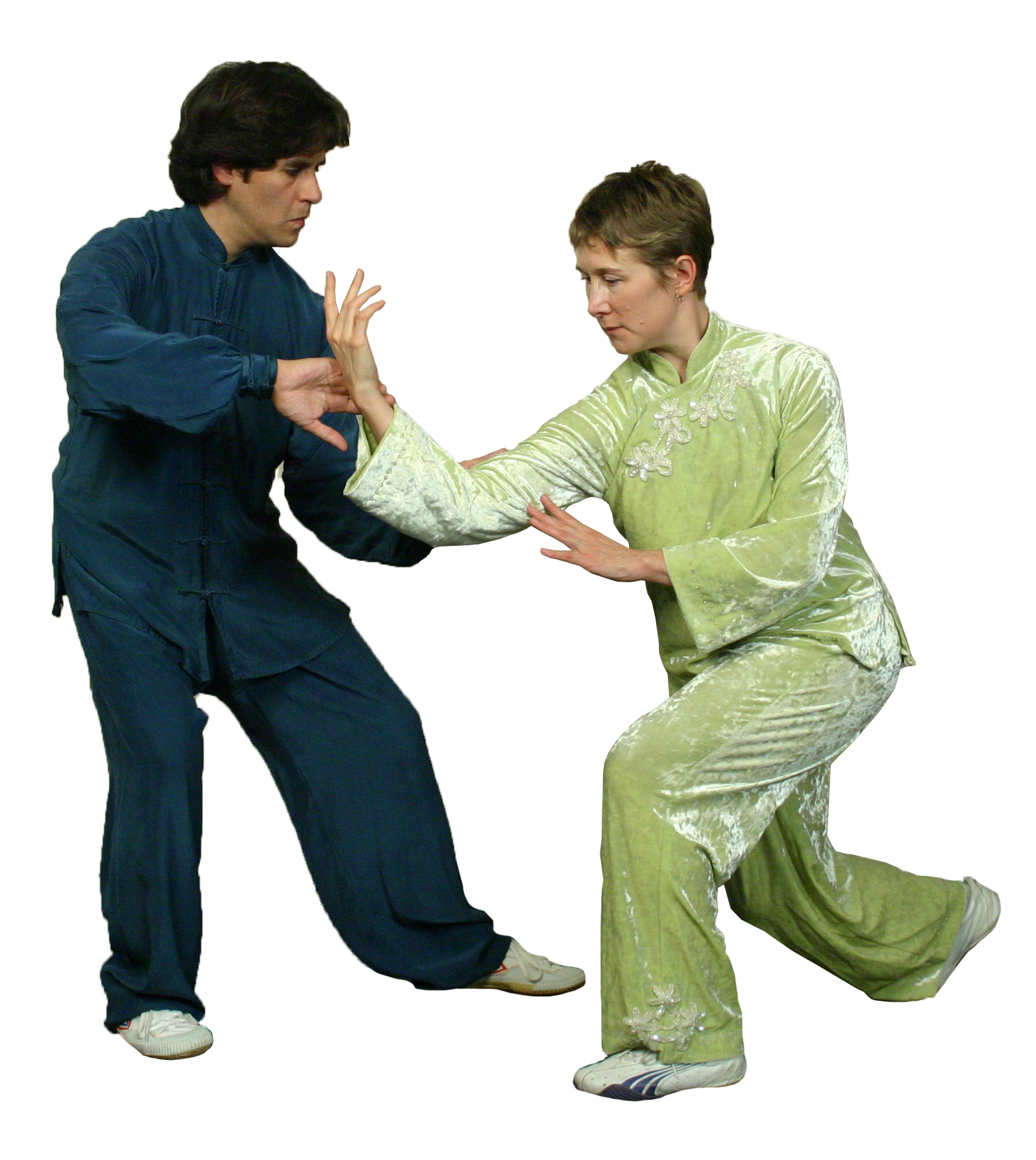 5 Section Taijiquan