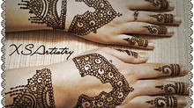 South Jersey Henna by XSArtistry