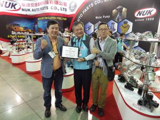Taipei AMPA Autronic show Big Success