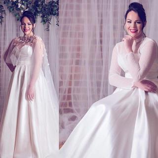 Weddingy gorgeousness #bridalshoot #make