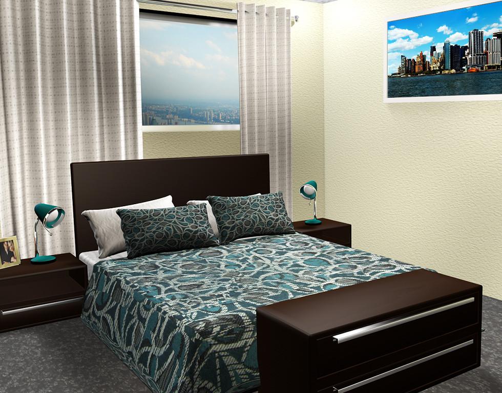 Static Room Render