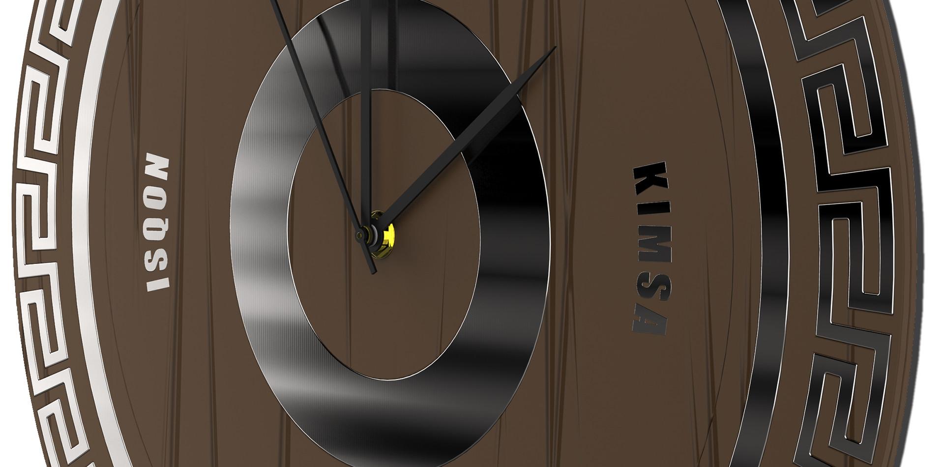Inca Clock