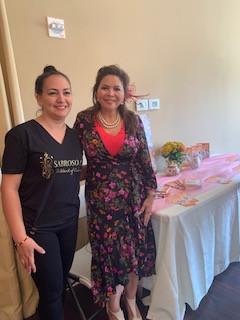 Mrs. Eneida's Event