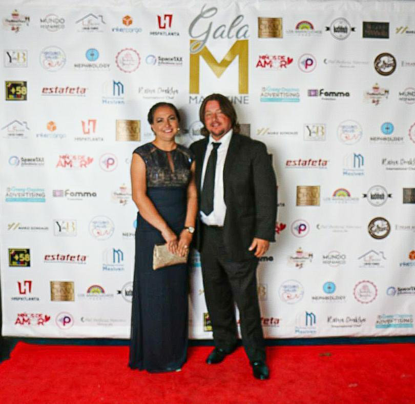 My number one and me/Mujer Magazine Gala 2020