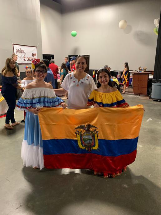 Ecuadorian Feast/2019