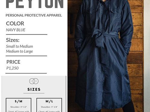 Niu.Norm Peyton PPE Coat Navy Blue (unisex)