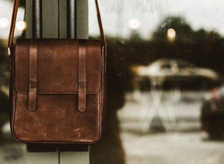 The School of Satchel: Leather Types