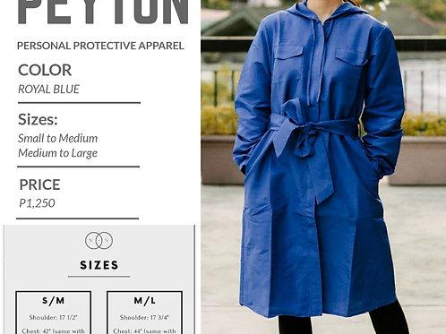 Niu.Norm Peyton PPE Coat Royal Blue (unisex)