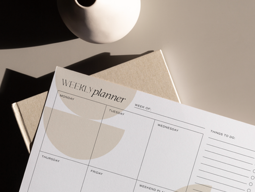 FREE DOWNLOADABLE PLANNER