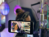 Ash Marx Ashmysoul Recording Vocals at The NoiseRoom Studio.jpg