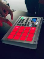 Maschine Micro MK2 at The NoiseRoom Studio.jpg