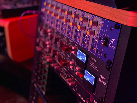 Preamps at The NoiseRoom Studio.JPG