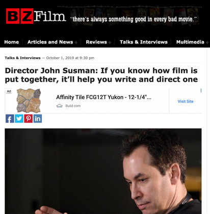 BZFilm Interview with John Susman