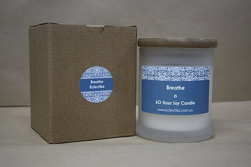 EssentialLY Breathe Soy Candle