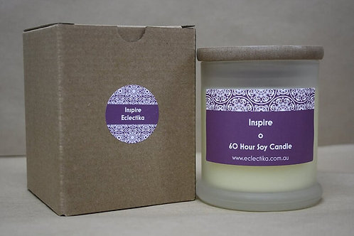 EssentialLY Inspire Soy Candle