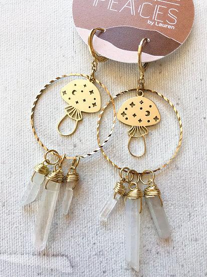 Small wonders earrings