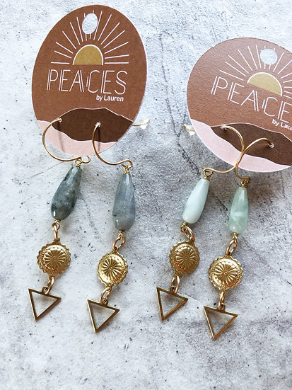 Southwest bound earrings
