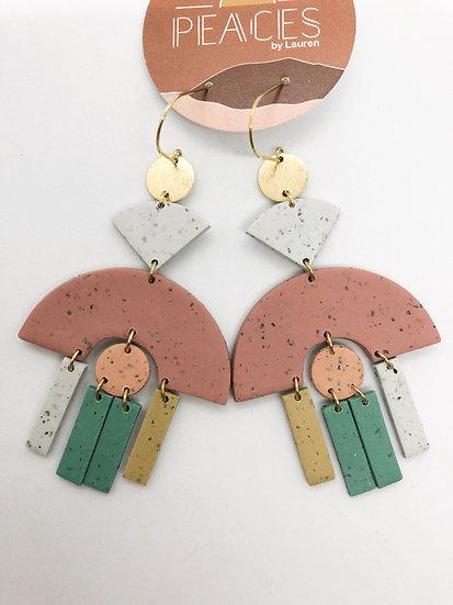 Wildrye earrings