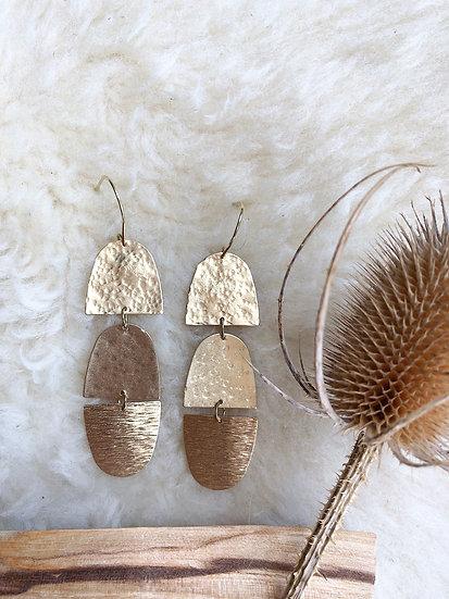 La Reina earrings