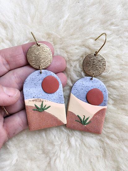 Siesta earrings