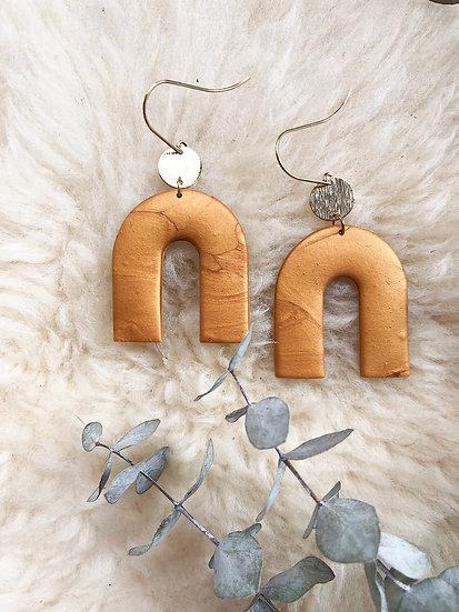 Rio Grande sunset earrings
