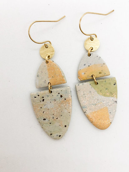 Sale polymer clay dangles
