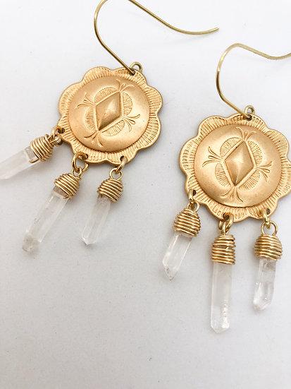Salvaje earrings