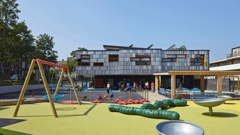 Main playground.
