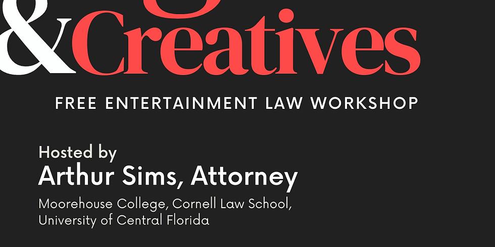 Legal & Creatives x Concept Factory Atlanta