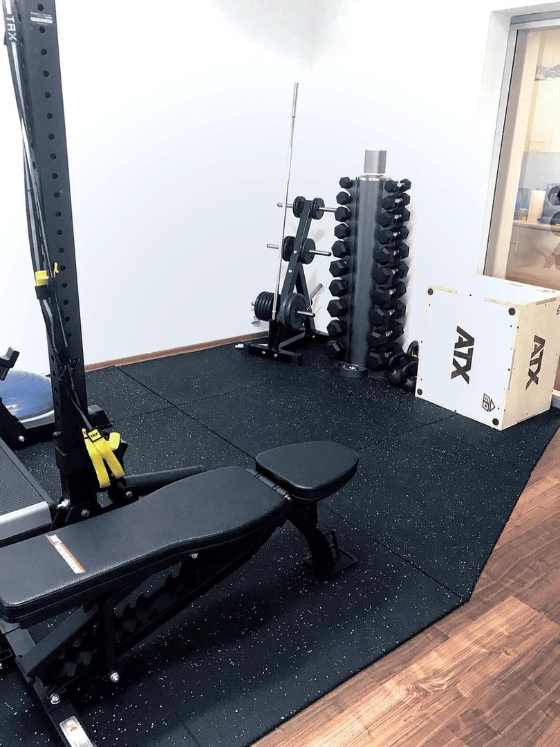 Privatstudio Personal Trainerin Berlin P