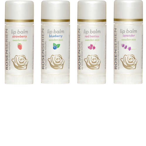 Lip Balm Red Berries