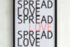 spred love, angel