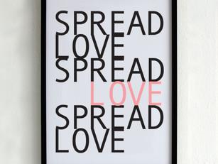 Love....Love..Love... contagious yet elusive