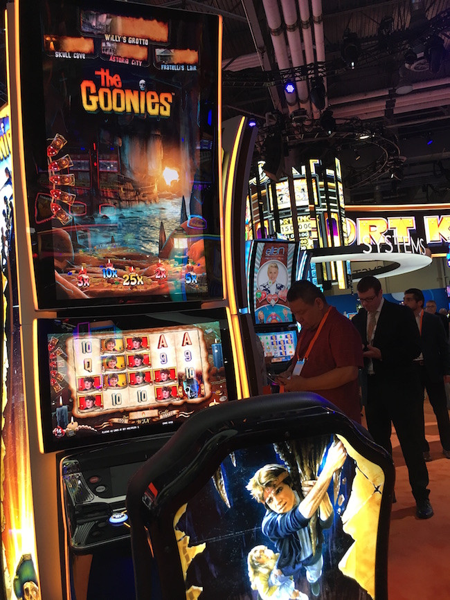 The Goonies Slot Machine Las Vegas