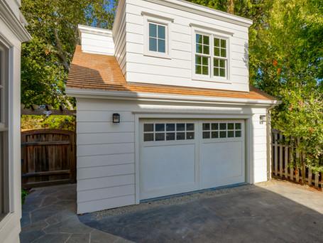 ADU, Accessory Dwelling Unit, Studio Above Garage, San Carlos